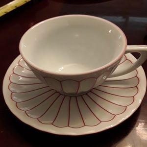 Harbor East tea cup and saucer